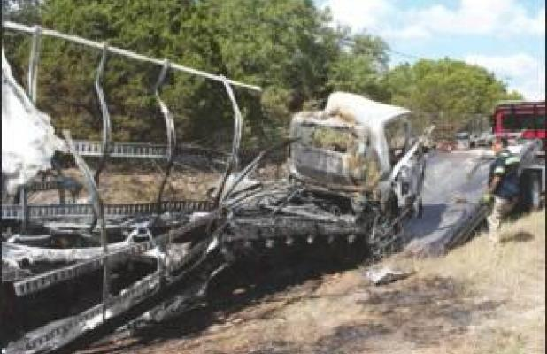 One life lost in fatal accident