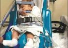 Rare disease leaves local baby fighting for his life